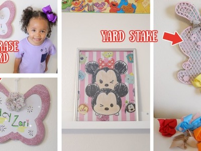 DOLLAR TREE DIY SPRING ROOM DÉCOR! SUPER EASY TO TRY! 22 MARCH 2019