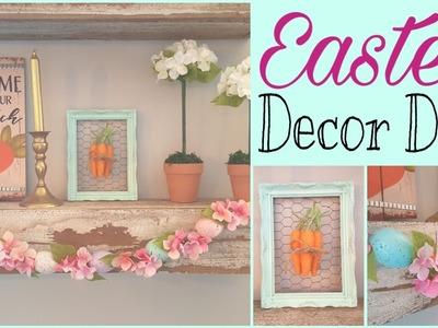 Dollar Tree Easter Decor DIYs