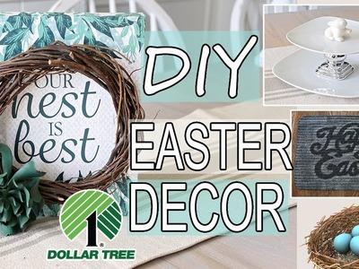 Dollar Tree Easter DIY Ideas ???? DIY Spring Decor 2019