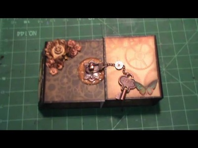How I made my Cover for my Coin Envelope Mini