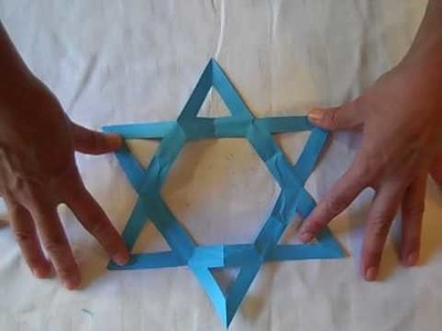 How-to cut a Star of David.MP4