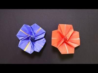 Paper Diy Crafts Idea Paper Stick Flower Step By Step For Room