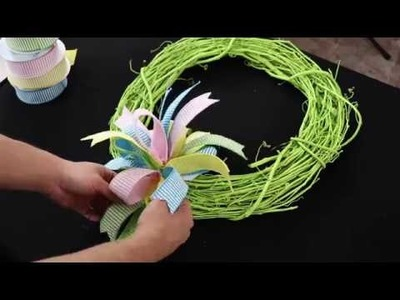 Learn how to make a Funky Bow!