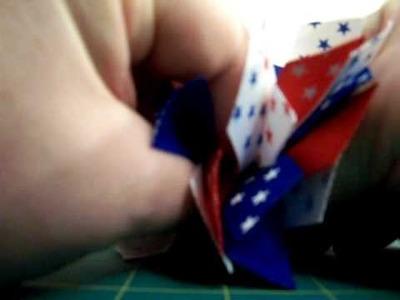 Starburst Firecracker Bow Video 2