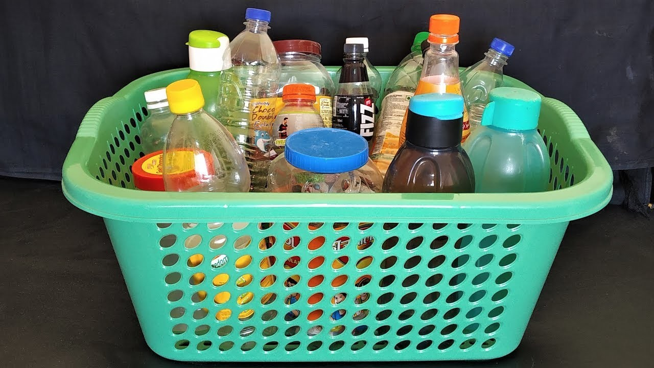 10 AWESOME PLASTIC BOTTLE DIY TO MAKE AT HOME | PLASTIC BOTTLE CRAFT | RECYCLE IDEAS