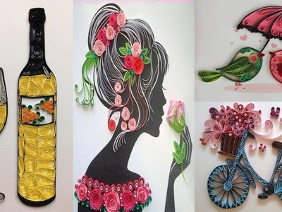 16 Lovely Paper Crafts - DIY Craft Ideas - Very Easy To Make