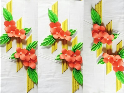 DIY - Wall Hanging from Paper.paper craft wall mate 2019