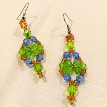 Handmade Earrings Fashion Accessories Jewellery