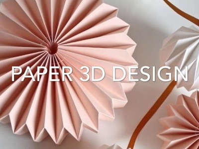 Paper design paper ornaments craft ideas and decorations ideas for Christmas decorations festival