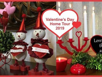 Valentine's Day Home Tour 2019