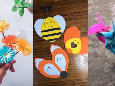 12 Easy Paper Craft Ideas so Amazing