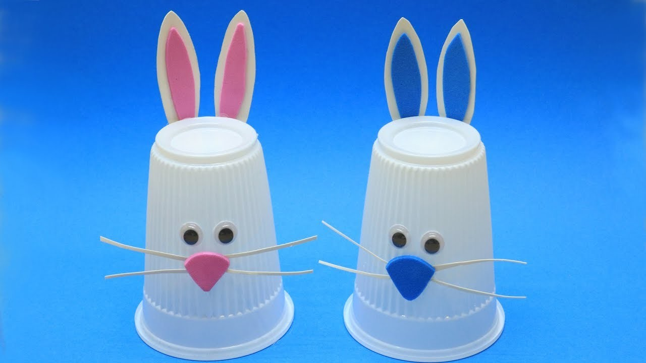 5 DIY Bunnies Craft Ideas | Easy Easter Craft Ideas For Kids