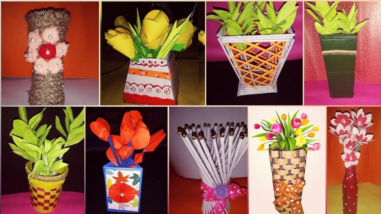 Diy 10 Easy Nd Useful Flower Base Flower Base Craft Ideas 22funmedia