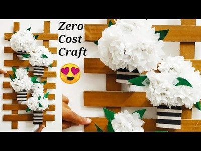 DIY Beautiful Waste Material Craft.Easy Craft.Art and Craft.Recycled Craft.Home Decor.#tulikajagga