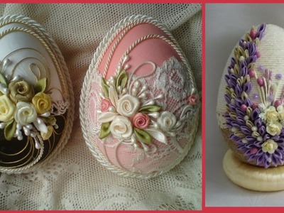 Most beautiful egg craft ideas