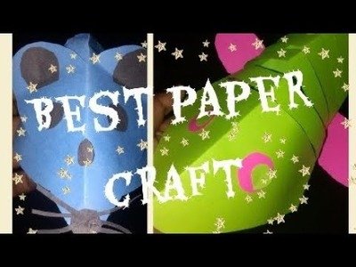 Best paper craft ????????. by juhi art and craft