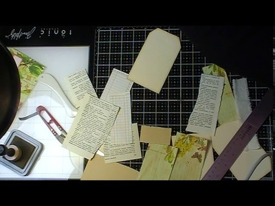 """'Craft with Me"""" Making Nature Themed Booklets, Pt 3"""