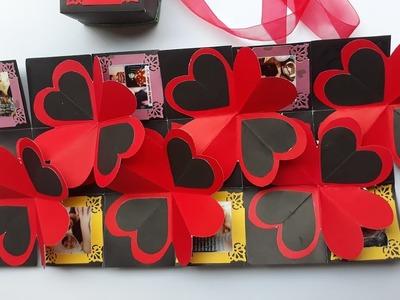 DIY Infinity Box Tutorial || Endless Box DIY || Anniversary Gift Ideas ||