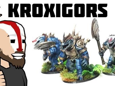 DIY Kroxigors (Download in description)