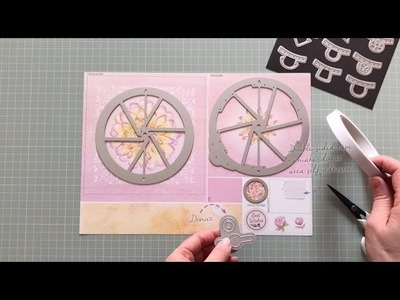 How to use Angela Poole Cut & Craft Card Pack