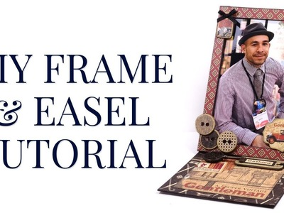 [Tutorial] DIY Frame & Easel: Club G45 Vol 03 - 2019 Featuring A Proper Gentleman