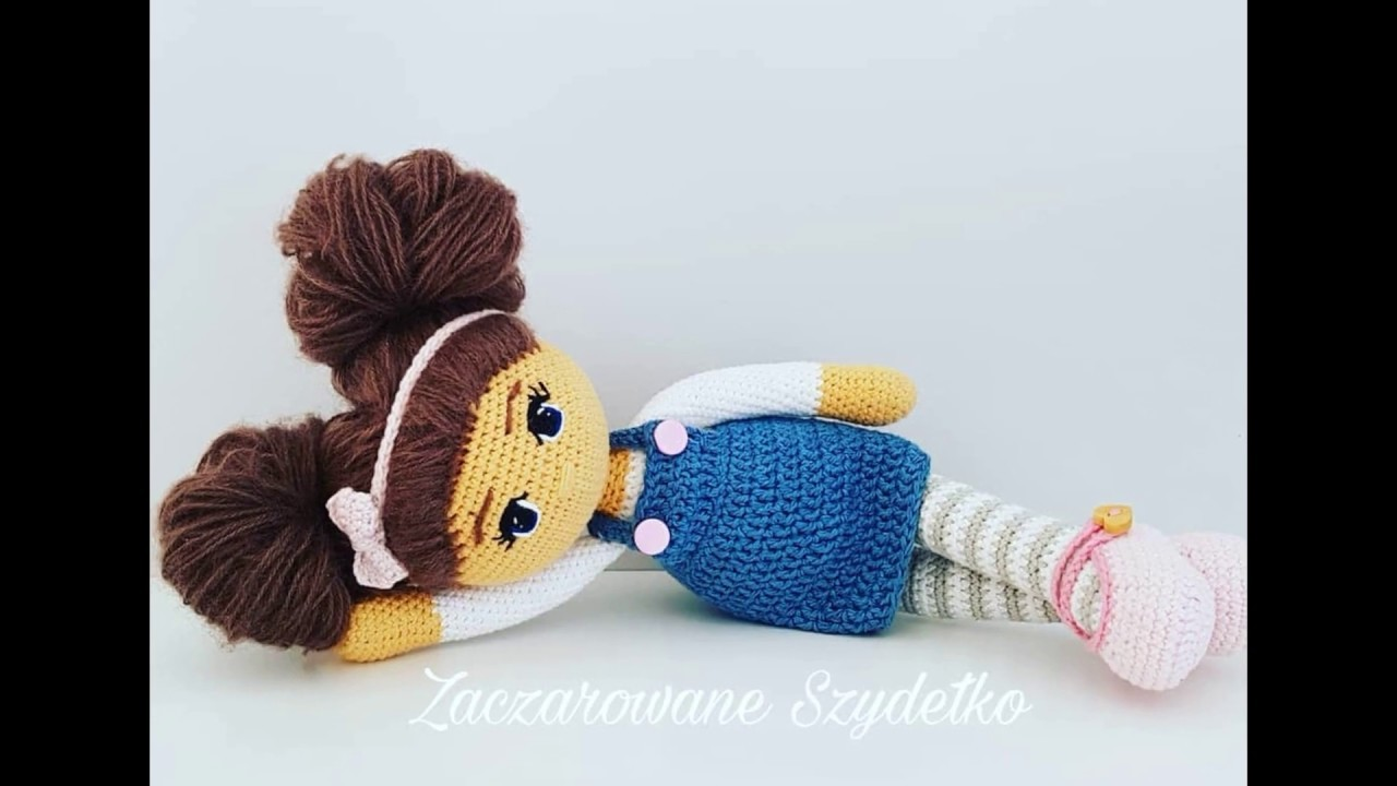 Amigurumi Doll Free Crochet Patterns