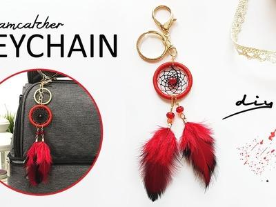 DIY Tutorial | Dream Catcher Keychain
