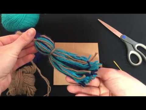 Double Down CAT - How to Make Tassels