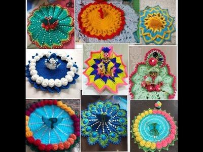 Hari Kripa Crochet Subscribers Shared Crochet Dress Photos for Kanhaji | Laddu Gopal (Part 4)