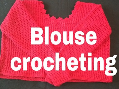 How to crochet Blouse