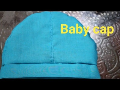 How to stitch summer cap for new born - Baby Cap