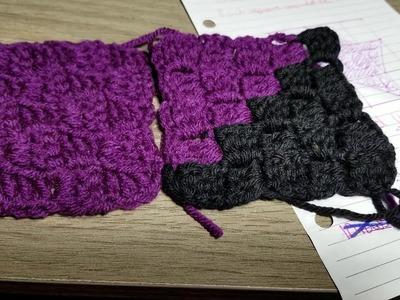 I need crochet help