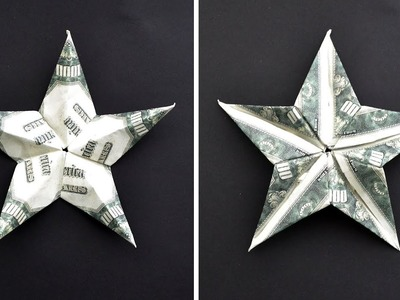 How To Make 5 Pointed Origami Stars - Easy And Simple Steps ... | 300x400
