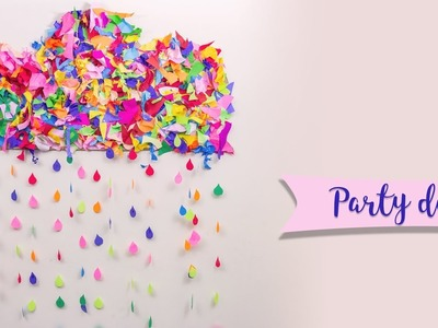 Party Decor | Best out of Waste | DIY Wall Decor