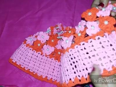 Simple crochet Toran Design, Door Hanging Toran Design