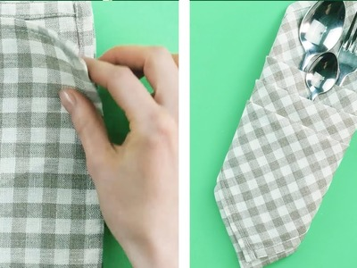 5 ways How to Serve Paper Tissues