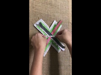How to Make a 45 Second Bow