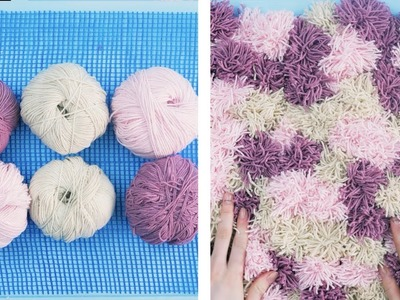How to Make a Carpet from Threads