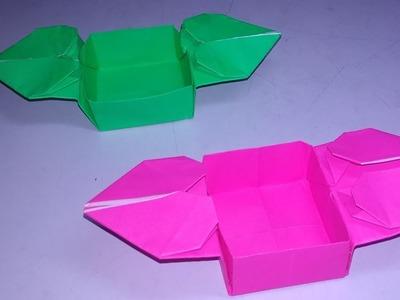DIY: Heart Favor Box Tutorial and Pattern - Wonder Forest | 300x400