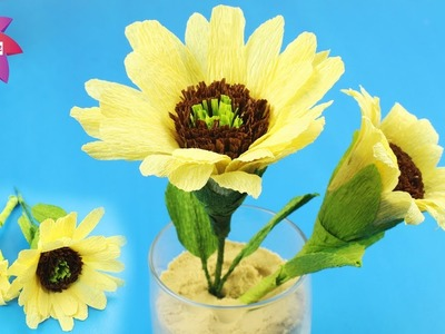 Origami Sunflower 2 -Bring Joy and Happiness to Your Life! | 300x400