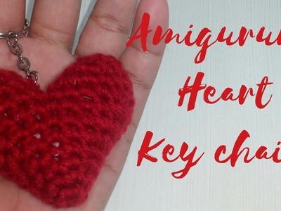 Amigurumi Love Heart Free Crochet Pattern | 300x400