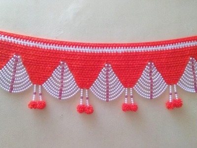 Crochet moti toran Full video part 1