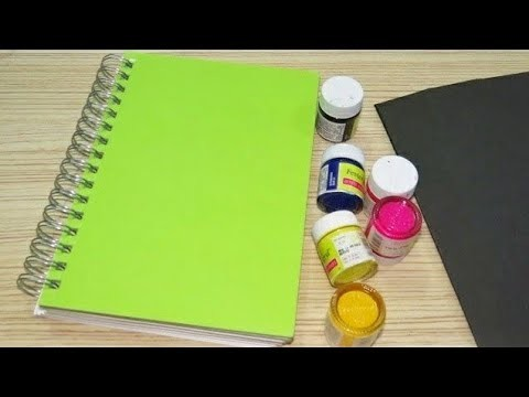 Diy Notebook Cover Decoration Ideas How To Decorate Your Diary At Home