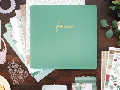 Ever After Wedding Scrapbook Collection by Creative Memories