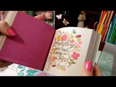 How to add K & Company Borders In Your Bible (part-1) #howto #biblejournaling