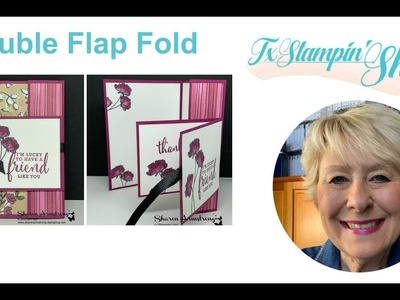 How To Make A Delightful Double Fold Card