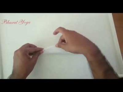 How to make paper aeroplane   DIY helicopter   कागज़ के हवाई जहाज़