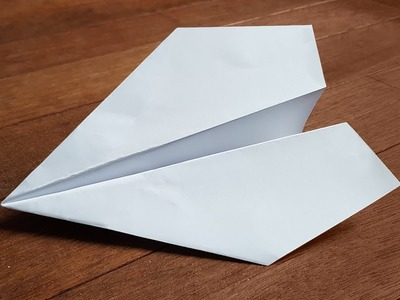 How To Make The WORLD RECORD Paper Airplane | EASY Tutorial