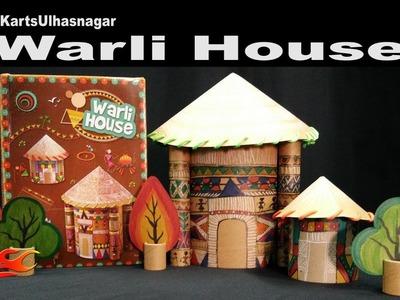 How to make Warli House | JK Arts 1549