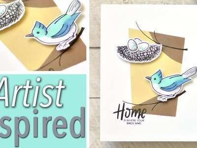 How to Use Backyard Birds Inspired by Charley Harper!